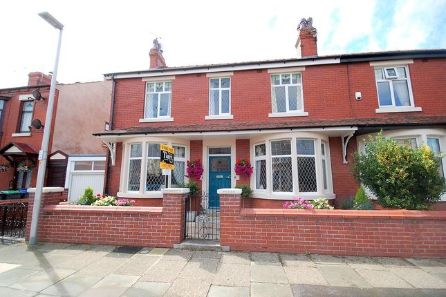 Thumbnail Semi-detached house for sale in Queensway, Blackpool