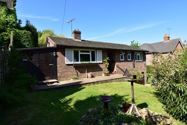 Thumbnail Bungalow for sale in Mottins Hill, Crowborough, East Sussex