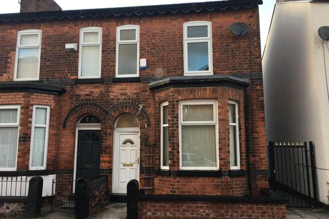 Thumbnail Terraced house to rent in Saxby Street, Salford