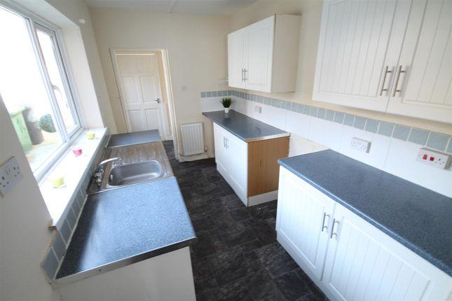 Kitchen of Hackworth Street, Ferryhill, County Durham DL17