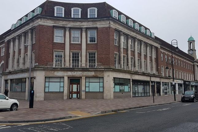 Thumbnail Commercial property for sale in Part Queens House, Paragon Street, Hull, East Riding Of Yorkshire