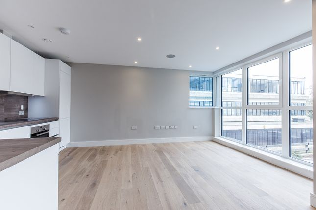 Thumbnail Flat to rent in 12-20, Station Road, London