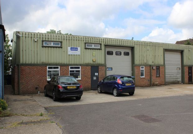 Thumbnail Industrial for sale in Huffwood Trading Estate, Billingshurst