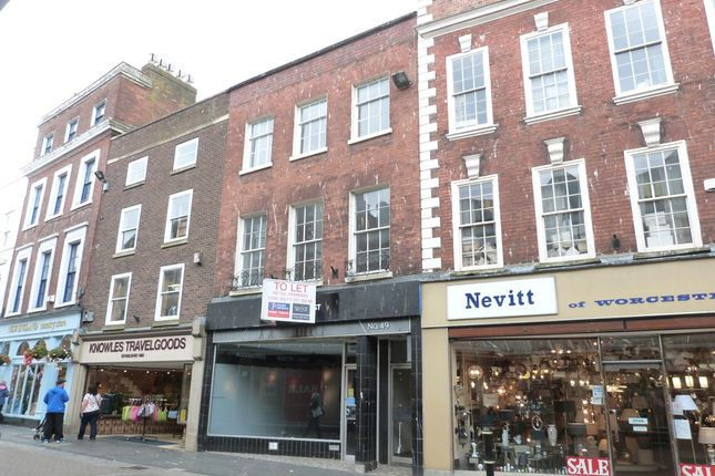 Thumbnail Flat to rent in Broad Street, Worcester