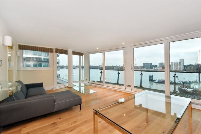 2 bed flat to rent in Cinnabar Wharf West, 22 Wapping High Street, London E1W