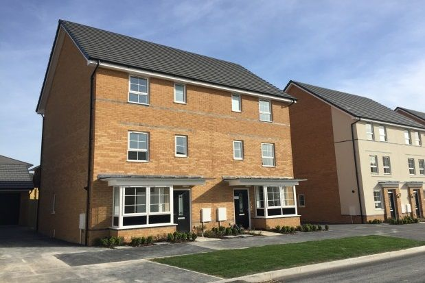 Thumbnail Property to rent in John Liddell Way, Basingstoke