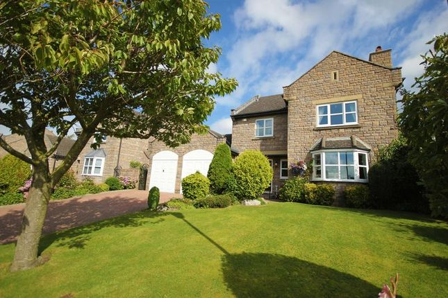 Thumbnail Detached house for sale in Bishops Hill, Acomb, Hexham