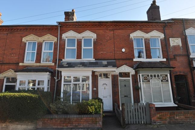 Thumbnail Terraced house to rent in Bond Street, Stirchley, Birmingham
