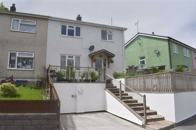 3 bed semi-detached house for sale in Bro Einon, Llanybydder SA40