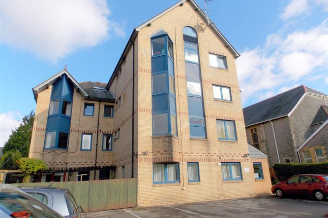 Thumbnail Flat for sale in Penarth House, Stanwell Road, Penarth