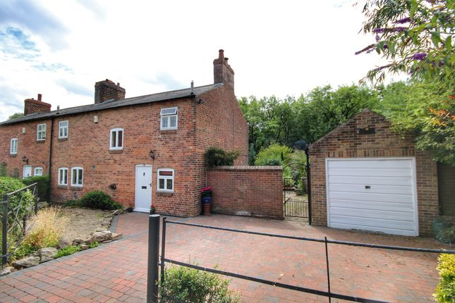 Thumbnail Semi-detached house for sale in Golden Valley, Riddings, Alfreton