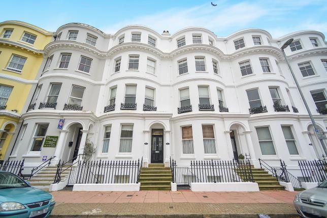 Thumbnail Flat for sale in Gresham House, 5-11 Hartington Place, Eastbourne, East Sussex
