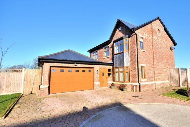 Thumbnail Detached house for sale in Carter Croft, Freckleton, Preston, Lancashire