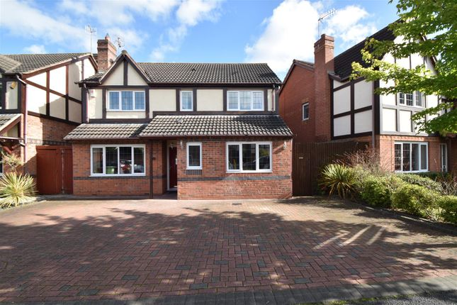 Thumbnail Detached house to rent in Agatha Gardens, Fernhill Heath, Worcester