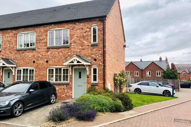 Thumbnail Semi-detached house for sale in Gilby Close, Husbands Bosworth, Lutterworth