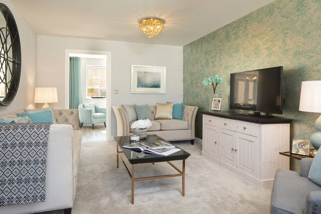 """4 bedroom detached house for sale in """"Radleigh"""" at Red Lodge Link Road, Red Lodge, Bury St. Edmunds"""