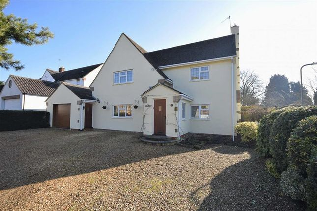 Thumbnail Detached house for sale in Pyket Way, Abington, Northampton