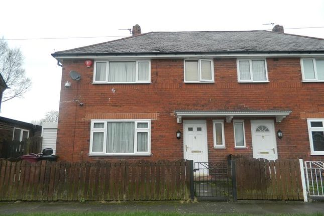 Thumbnail Semi-detached house to rent in Dorchester Avenue, Breightmet, Bolton