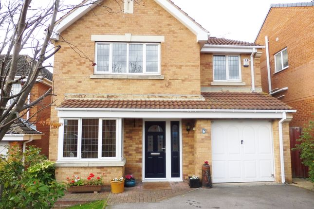 Thumbnail Detached house for sale in Windmill Court, Wombwell