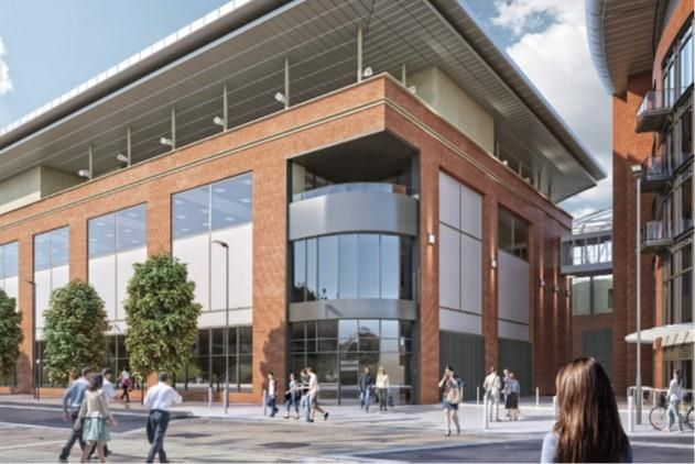Thumbnail Office to let in Welcome Hall, High Wycombe