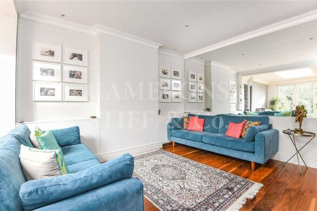 Thumbnail Semi-detached house for sale in Mount Pleasant Road, Brondesbury Park, London