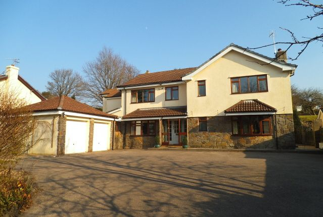 Thumbnail Detached house for sale in Glanogwr Court, Church Road, Bridgend
