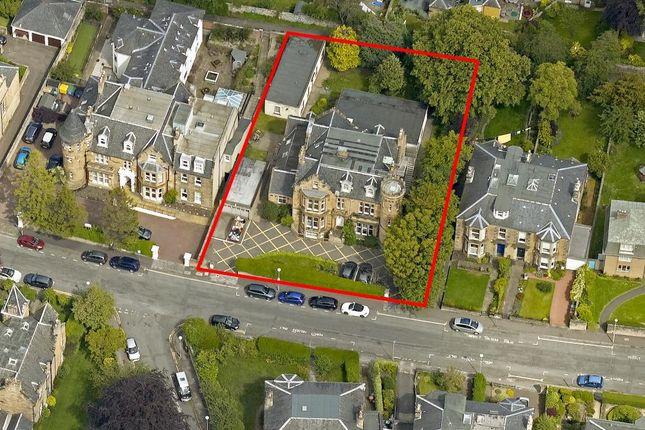 Land for sale in Chalmers Crescent, Edinburgh