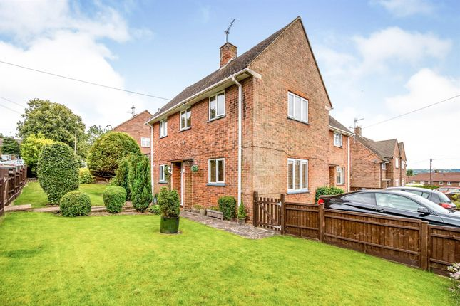 2 bed semi-detached house for sale in Longfield Road, Winchester SO23