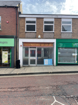 Retail premises to let in Front Street, Chester Le Street