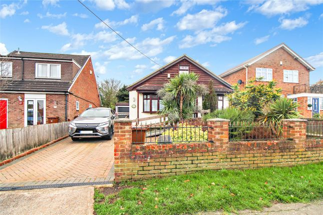 3 bed bungalow for sale in Chestnut Avenue, Walderslade, Kent ME5