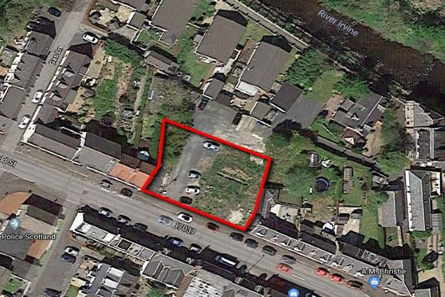 Thumbnail Land for sale in 11-19, Titchfield Street, Galston, Ayrshire KA48Aw