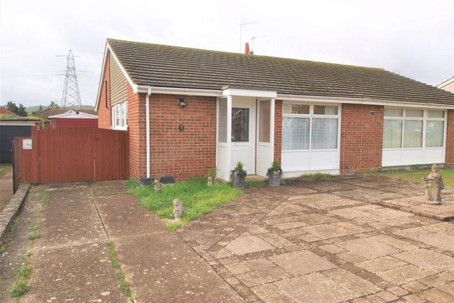 Thumbnail Semi-detached bungalow for sale in Rye Close, Polegate