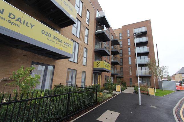 Thumbnail Flat to rent in Fairwood Place, Borehamwood