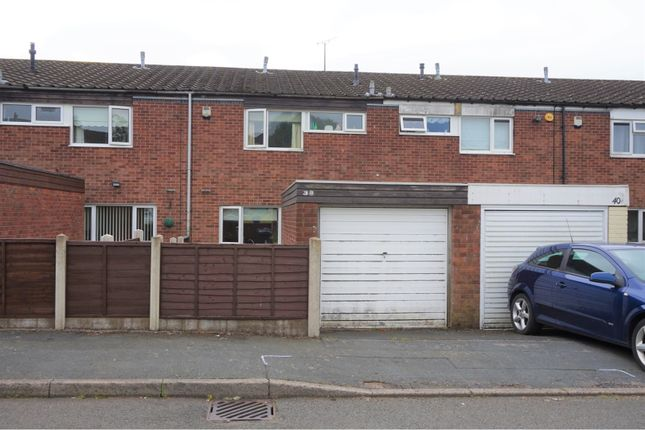 3 bed terraced house for sale in Gorsly Piece, Birmingham