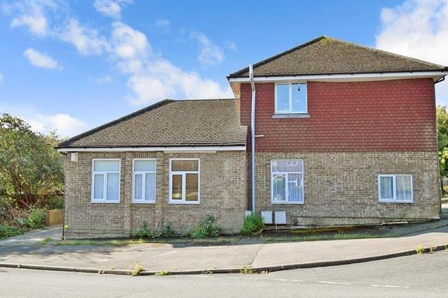Thumbnail 1 bed flat for sale in Chanctonbury Drive, Shoreham-By-Sea