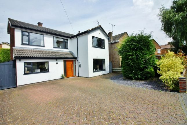 Thumbnail Detached house for sale in Sunningdale Avenue, Kenilworth