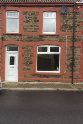 Thumbnail Terraced house to rent in Primrose Terrace, Porth