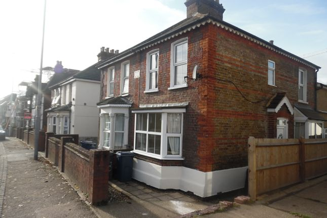 Thumbnail Semi-detached house to rent in Hughenden Ave, High Wycombe