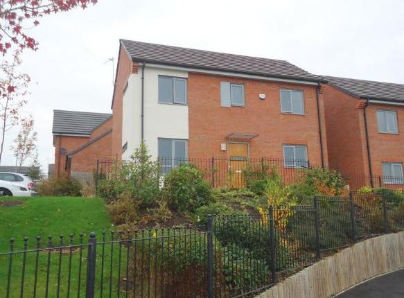 Thumbnail Semi-detached house to rent in Greeneway, Salford, Greater Manchester