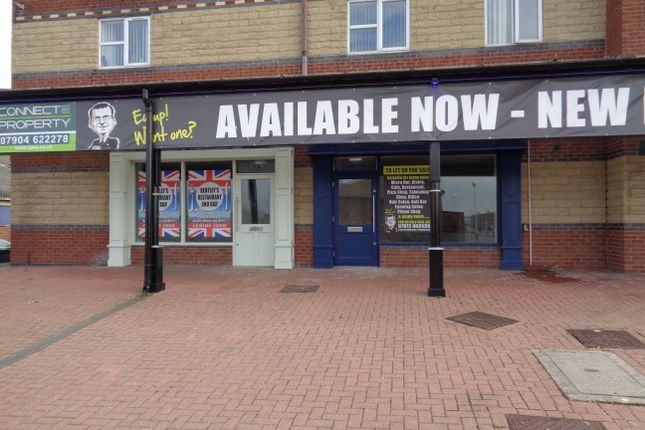 Thumbnail Retail premises to let in Navigation Point, Hartlepool Marina