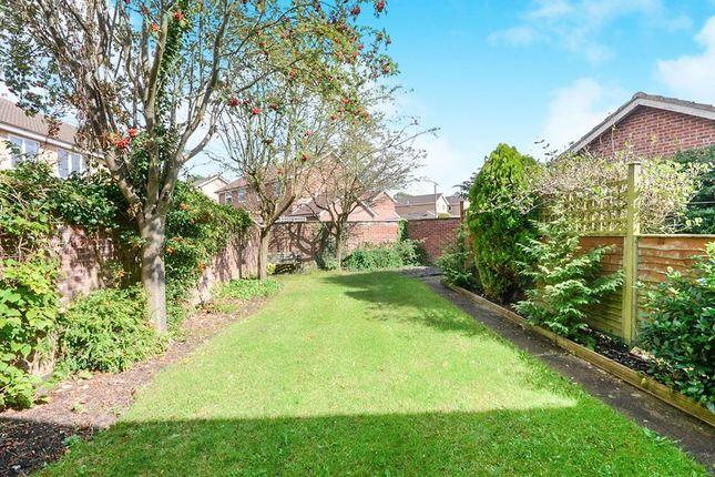 Semi-detached house for sale in Osmington Gardens, Strensall, York