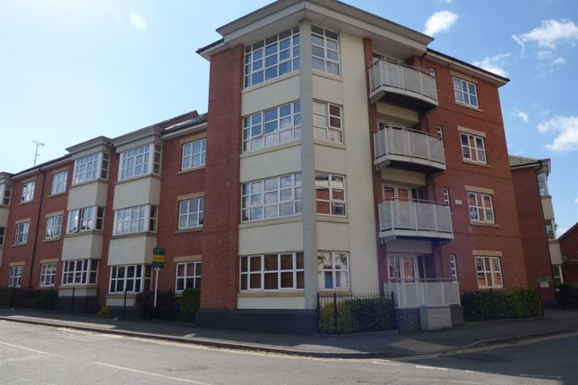 Thumbnail Flat for sale in Merchants Corner, Markeaton Street, Derby