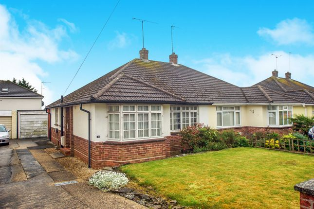 2 bedroom semi-detached bungalow for sale in Kenmore Drive, Yeovil