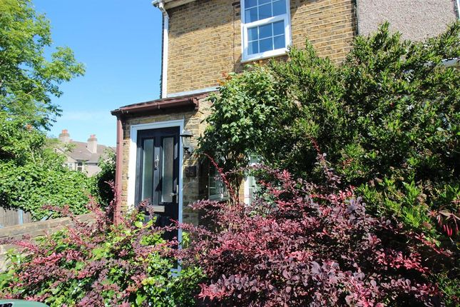 Thumbnail End terrace house to rent in St Martins Road, Dartford, Kent