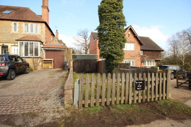 Thumbnail Land for sale in Sandhills Green, Alvechurch, Birmingham