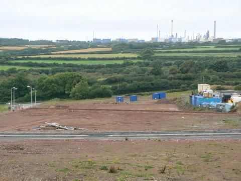 Thumbnail Land for sale in Cromwell Road, Milford Haven