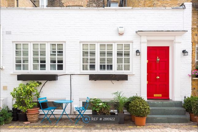 Thumbnail Terraced house to rent in Queens Gate Mews, London