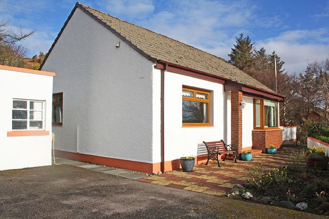 Thumbnail Bungalow for sale in Auchtercairn Brae, Gairloch