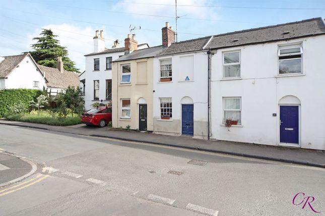 Thumbnail End terrace house for sale in Cudnall Street, Charlton Kings, Cheltenham