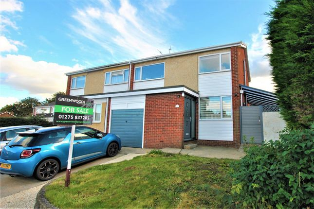 Thumbnail Semi-detached house for sale in Stockton Close, Whitchurch, Bristol